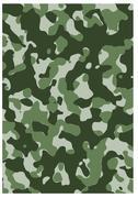 Camouflage background Stock Illustration