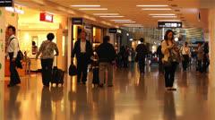 Kansai Airport Osaka Japan 13 Stock Footage