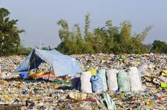 Landfill Stock Photos