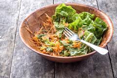 Healthy dinner Stock Photos
