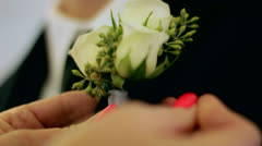 Pin on Corsage Stock Footage
