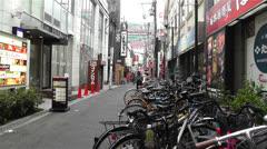 Namba District Osaka Japan 59 Stock Footage