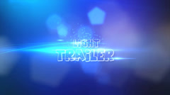 Light Trailer (Unlimited) Stock After Effects