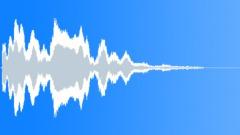 Strange old bell ding - sound effect