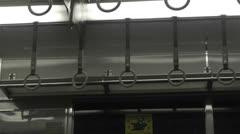 Nankai Train in Osaka Japan 2 Stock Footage