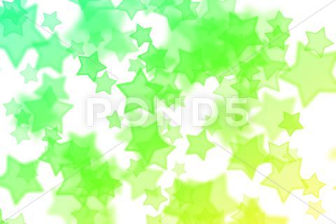 Stock Illustration of abstract background with colorful star