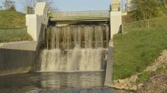 Weir Stock Footage