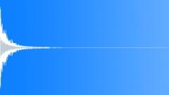 : Cookie Tin Box - Metallic Hit, Impact - Tinny - V4 Sound Effect