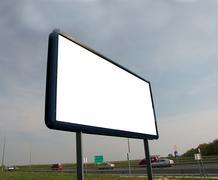 Mainos board Kuvituskuvat
