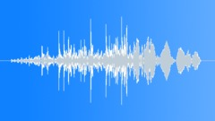 Creaking Wood - Short - Floor Or Door Screak - Version 2 - sound effect