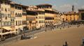 Palazzo Pitti square, Florence HD Footage