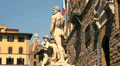 Statues in Florence Footage