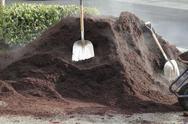Stock Photo of one unit of hemlock bark dust
