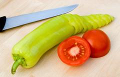 vegies - stock photo