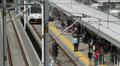 Denver Light Rail Time Lapse HD Footage