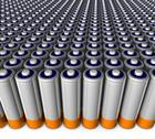 Stock Illustration of Army of batteries