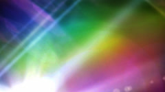 Lens Flare Texture Stock Footage