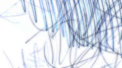 Scribble Texture Stock Footage