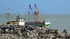 Trawler 1 Stock Footage