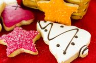 Stock Photo of christmas cookies