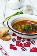 lean stew - stock photo