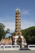 Pagoda wat kohwangsai Stock Photos