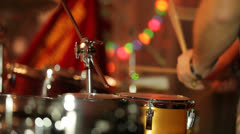Drum band Stock Footage