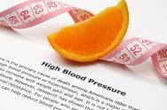 High blood pressure Stock Illustration