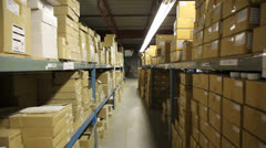 Warehouse Stock Footage