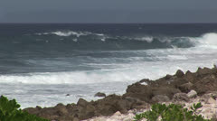 Storm Waves Stock Footage
