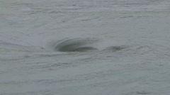 Flooding Whirlpool Stock Footage