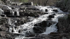 Cascading Falls Stock Footage
