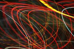 Liquid Color Optics - stock photo