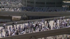 HAJJ Stock Footage