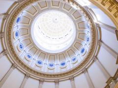 domed ceiling - stock photo