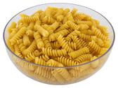 Stock Photo of Fusili pasta in a bowl