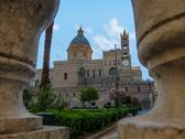 Stock Photo of cathedral of palermo