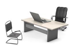 Office Stock Illustration