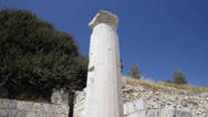Stock Video Footage of Cyprus - Amathus archaeological site