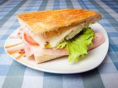 Stock Photo of sandwich