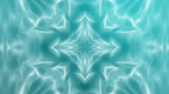 Abstract lines and light, futuristic waves digital background, HD 1080p, loop. - stock footage