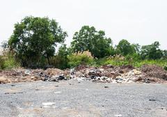Telakan jätteiden Kuvituskuvat