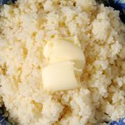 couscous - stock photo