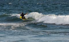Kite surfer Stock Photos