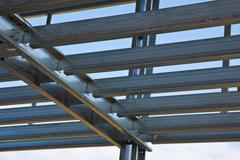 Bearing  structure Stock Photos