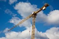 Stock Photo of crane