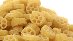Chamber pasta zoom out 4 Stock Footage