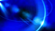 Inside the lens - background (color blue) Stock Footage