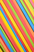 Diagonal huge rubber pattern Stock Photos