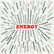 Energy Stock Illustration